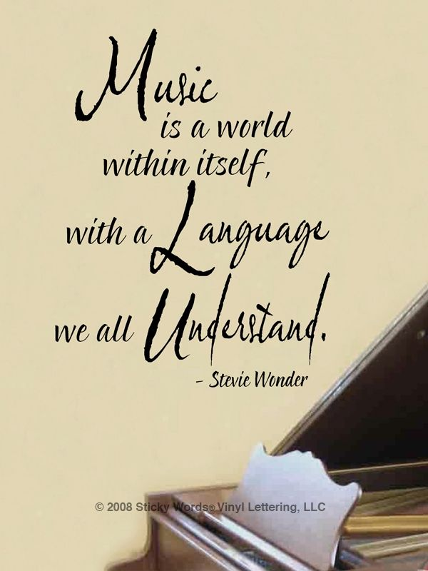Quotes About Beautiful Music 149 Quotes