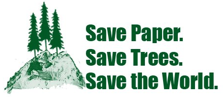 quotes about saving paper quotes