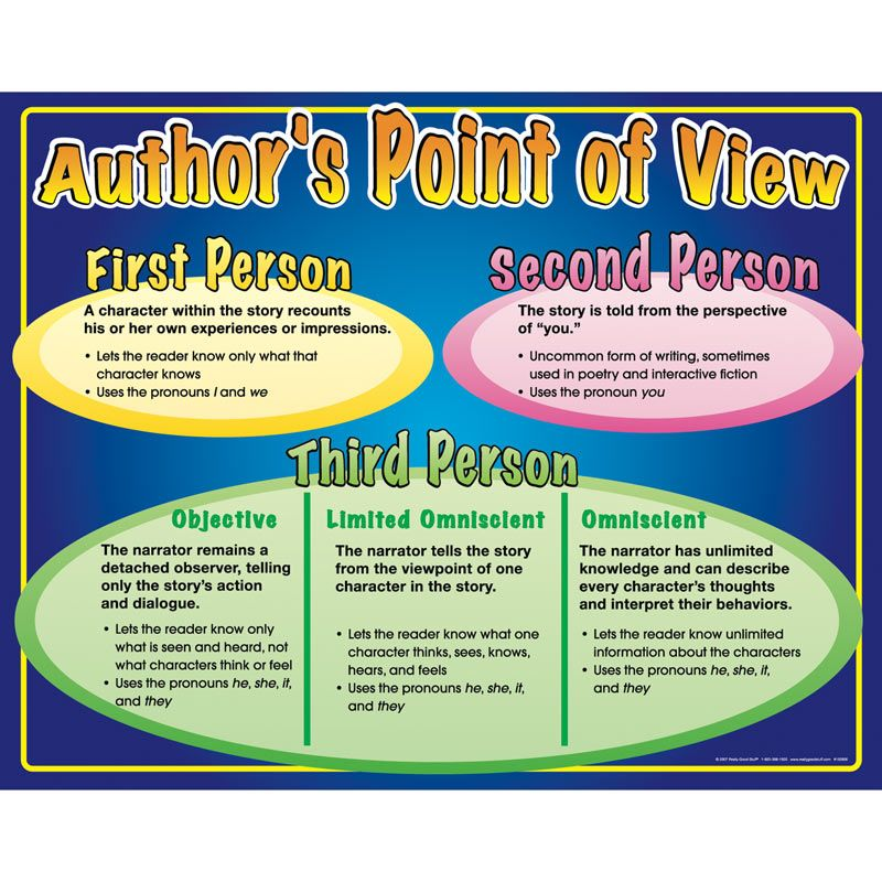 2nd person point of view essay Point of view point of view refers to the perspective from which a story is told the main points of view are: the omniscient, the limited omniscient, the first person, the stream of consciousness and the objective.