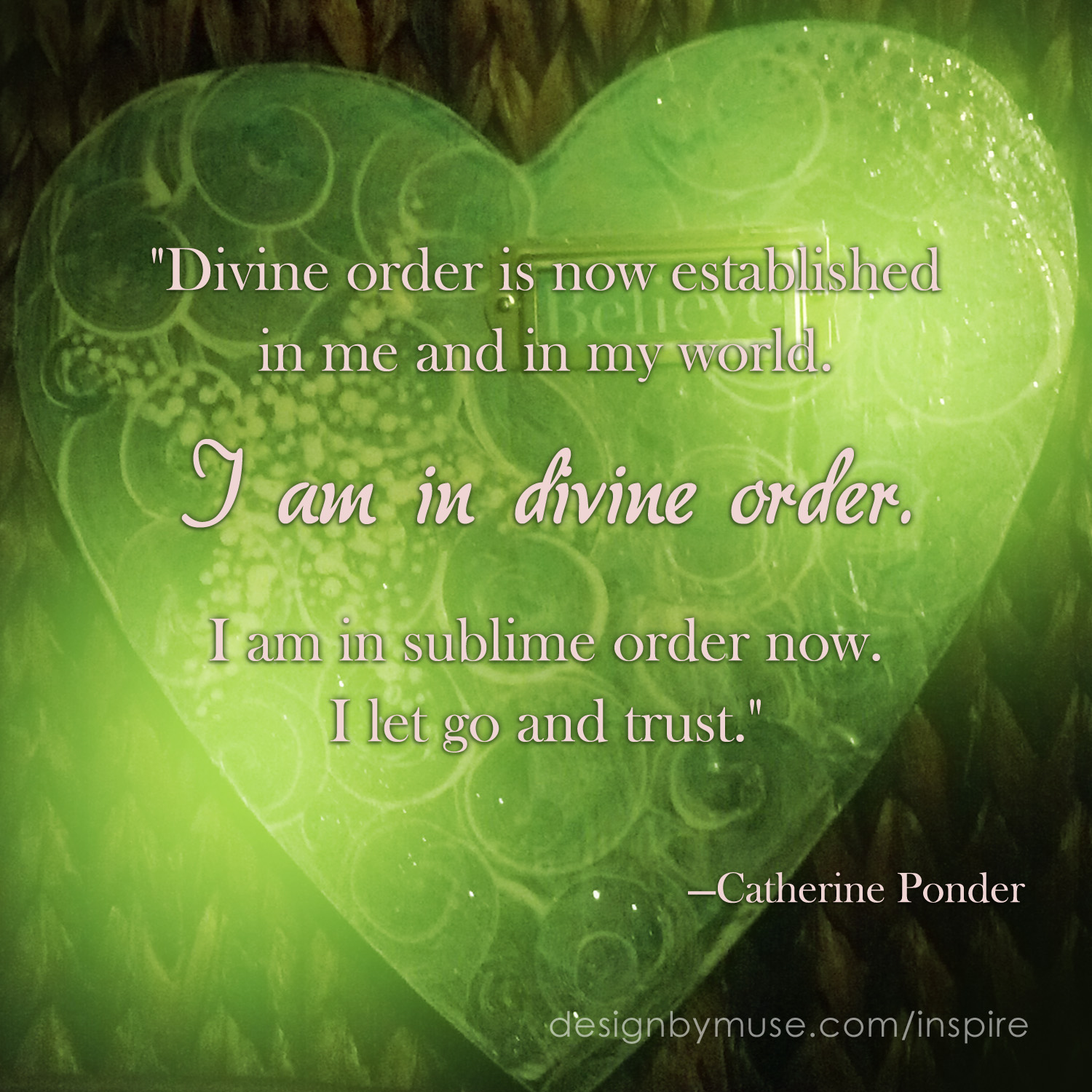 Quotes about Divine order (4 quotes)