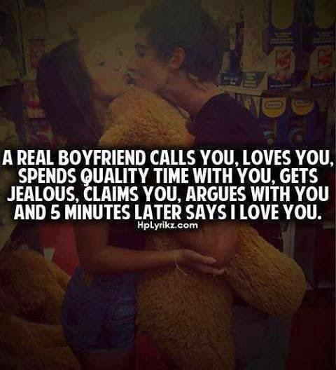 Quotes about Jealous boyfriend (12 quotes)
