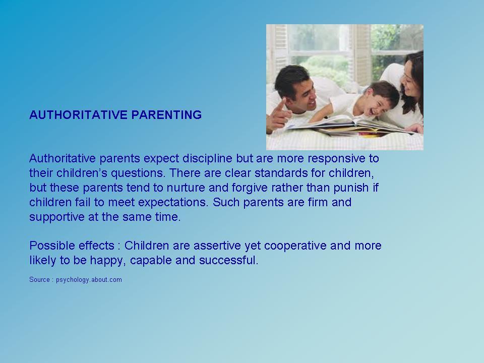 Quotes About Permissive Parenting 27 Quotes