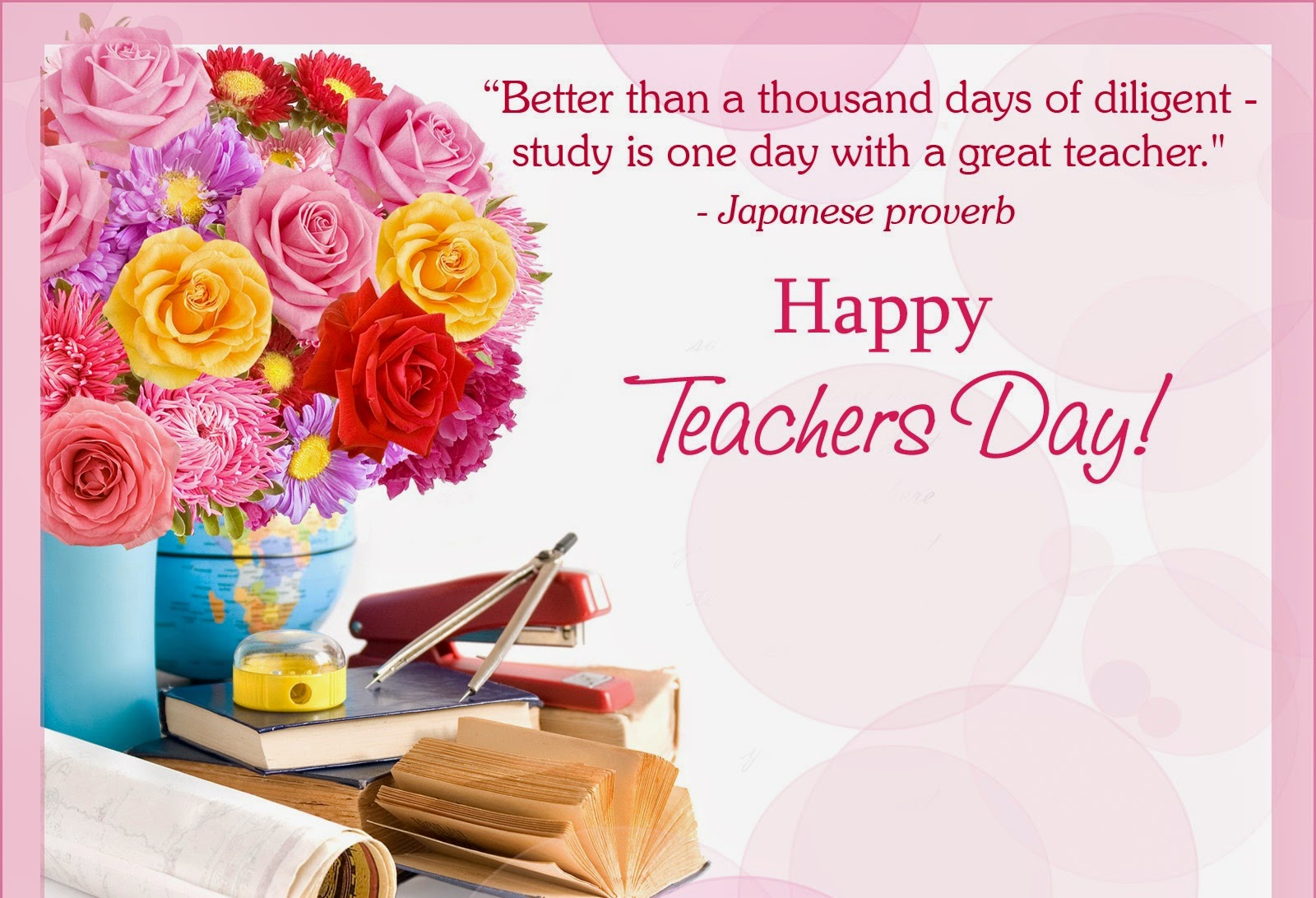 Quotes about teachers day 61 quotes spiritdancerdesigns Choice Image
