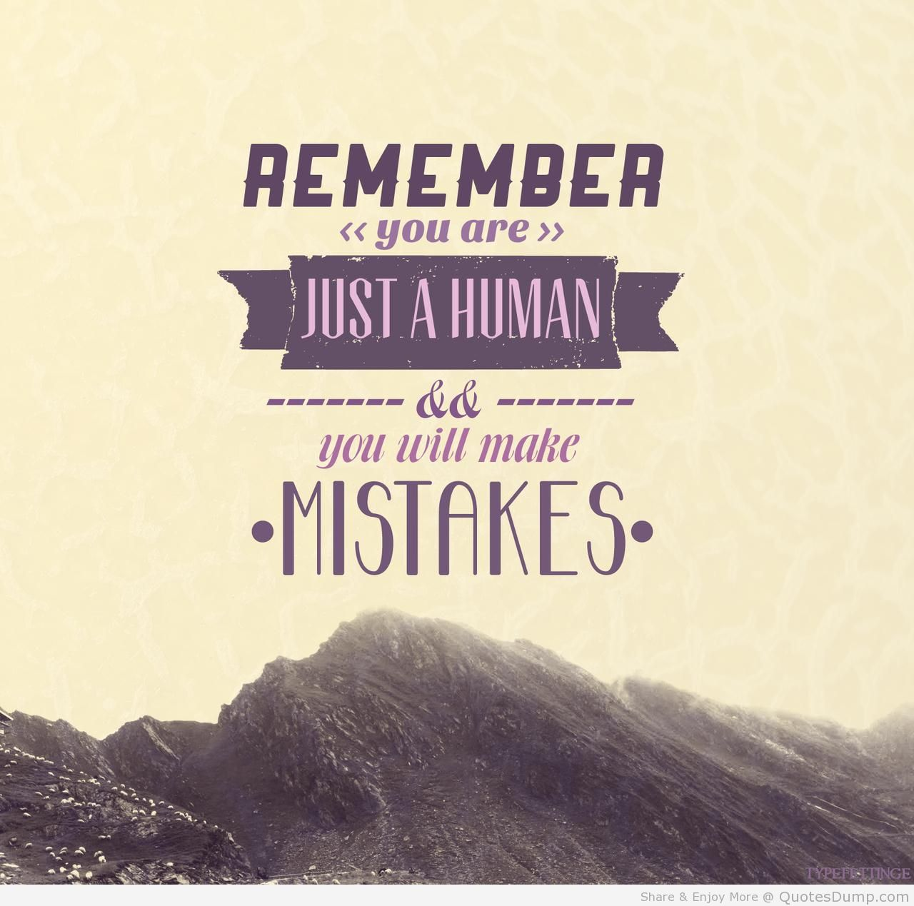 Quotes About Mistakes Learn (307 Quotes