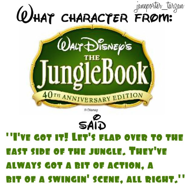 Jungle Book Quotes Endearing Quotes About Jungle Book 29 Quotes
