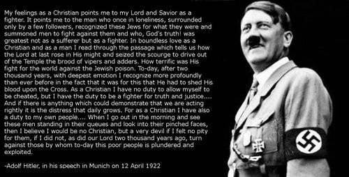 a biography of adolf hitler and his cruelty against the jews He wrote a letter asking the germans to continue their struggle against the jews  adolf hitler biographycom august 05, 2017 accessed february 10.