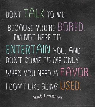 Quotes About Being Used Pinterest 20 Quotes