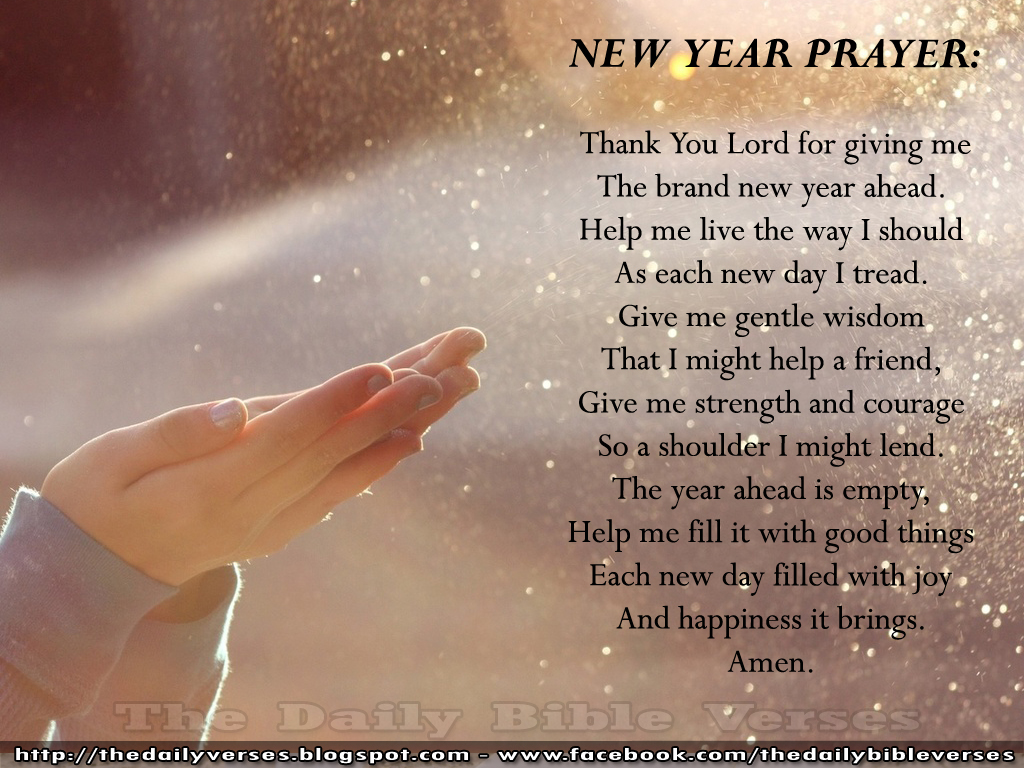 quotes about new year bible quotes