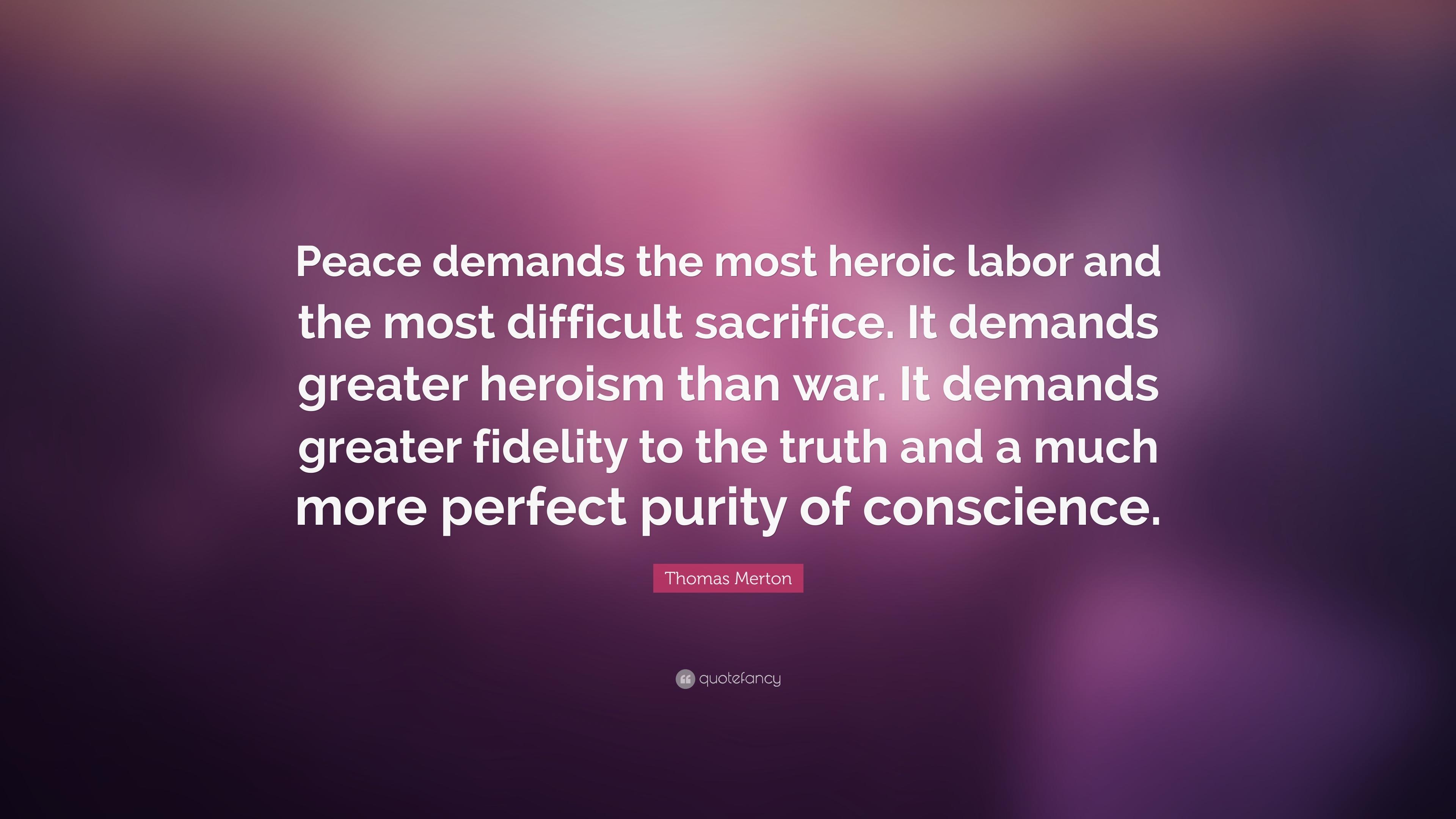 simple act of heroism essay