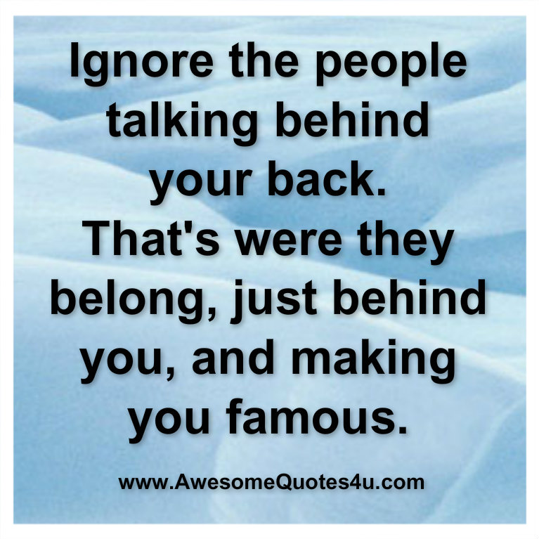 Quotes About Back Chatting 33 Quotes