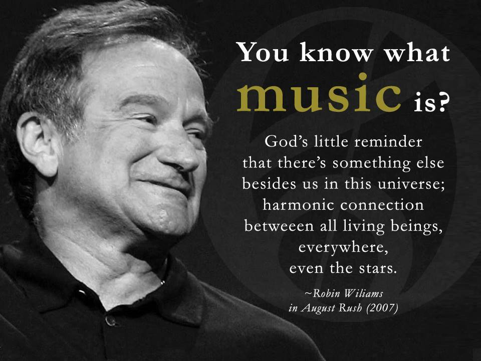 Quotes about Robin Williams (94 quotes)