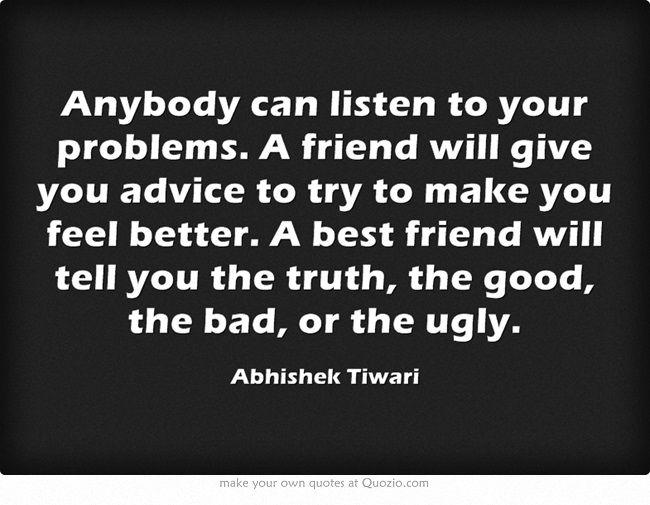 Quotes about Listening to bad advice (11 quotes)