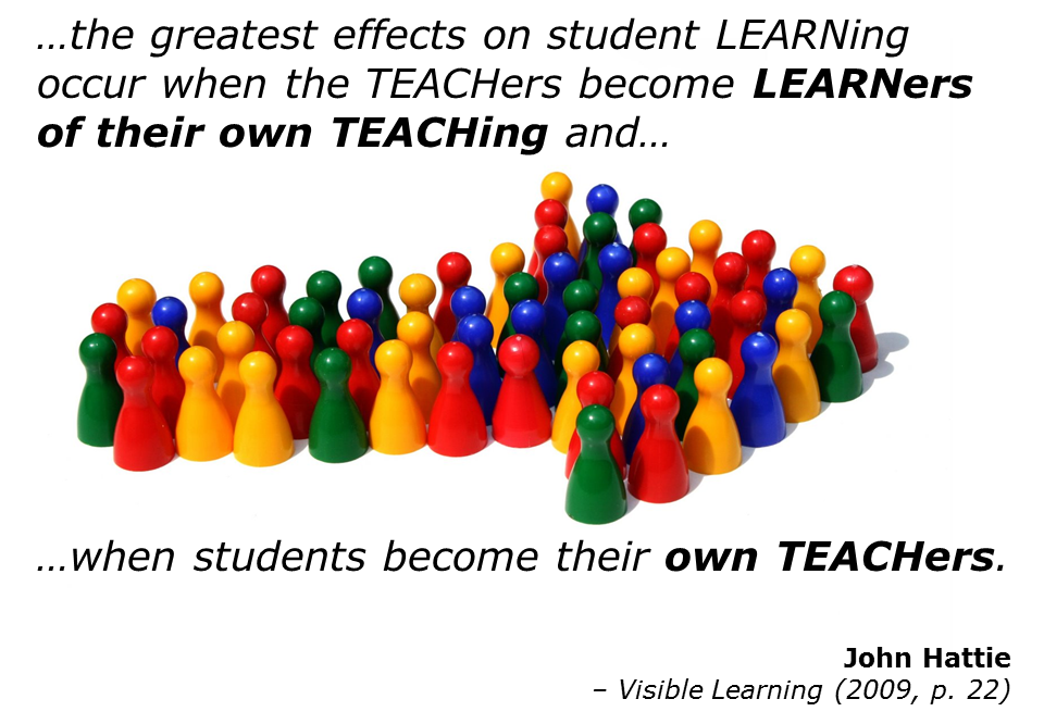 the beauty of teaching and learning