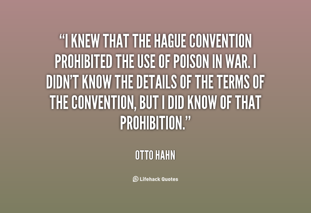 Quotes about Convention 306 quotes