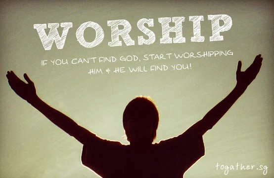 quotes about worshipping christ quotes