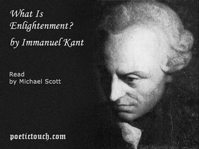 essays on what is enlightenment Enlightenment is man's release from his self-incurred tutelage tutelage s man's inability to make use of his understanding without direction from another self-incurred is this tutelage when its cause lies not in lack of reason but in lack of resolution and courage to use it without direction from another.