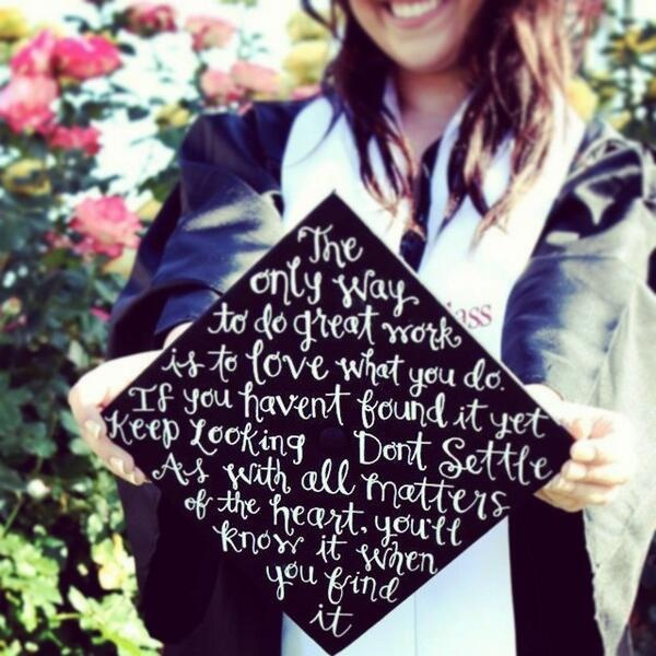 Quotes about Graduation caps (25 quotes)