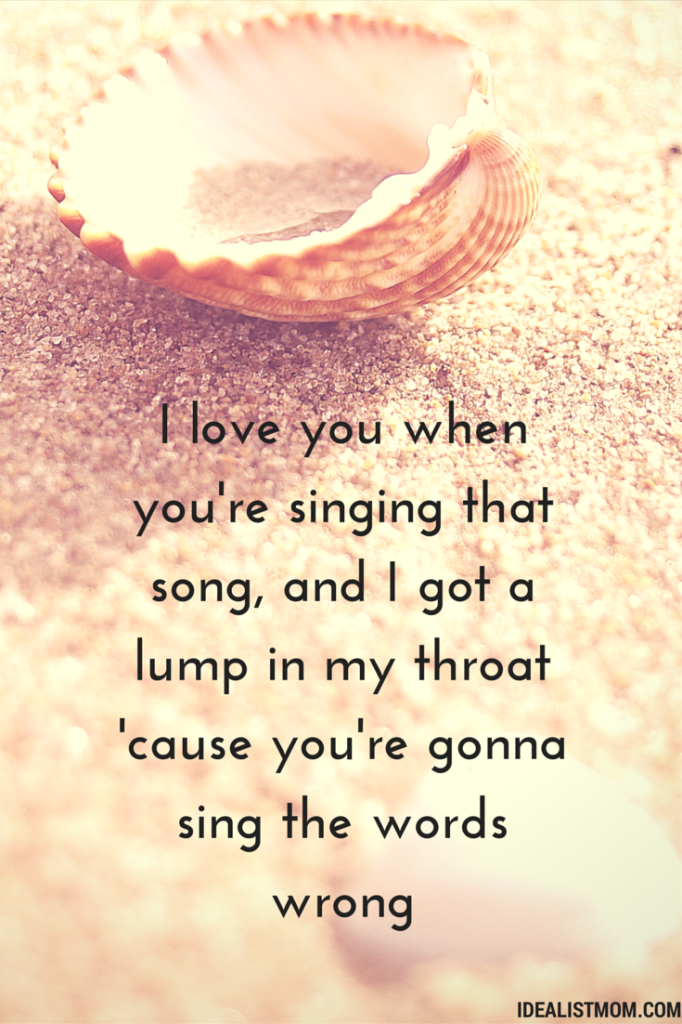 Quotes About Love Songs 252 Quotes