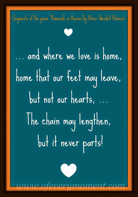 Quotes About Son Moving Away 18 Quotes