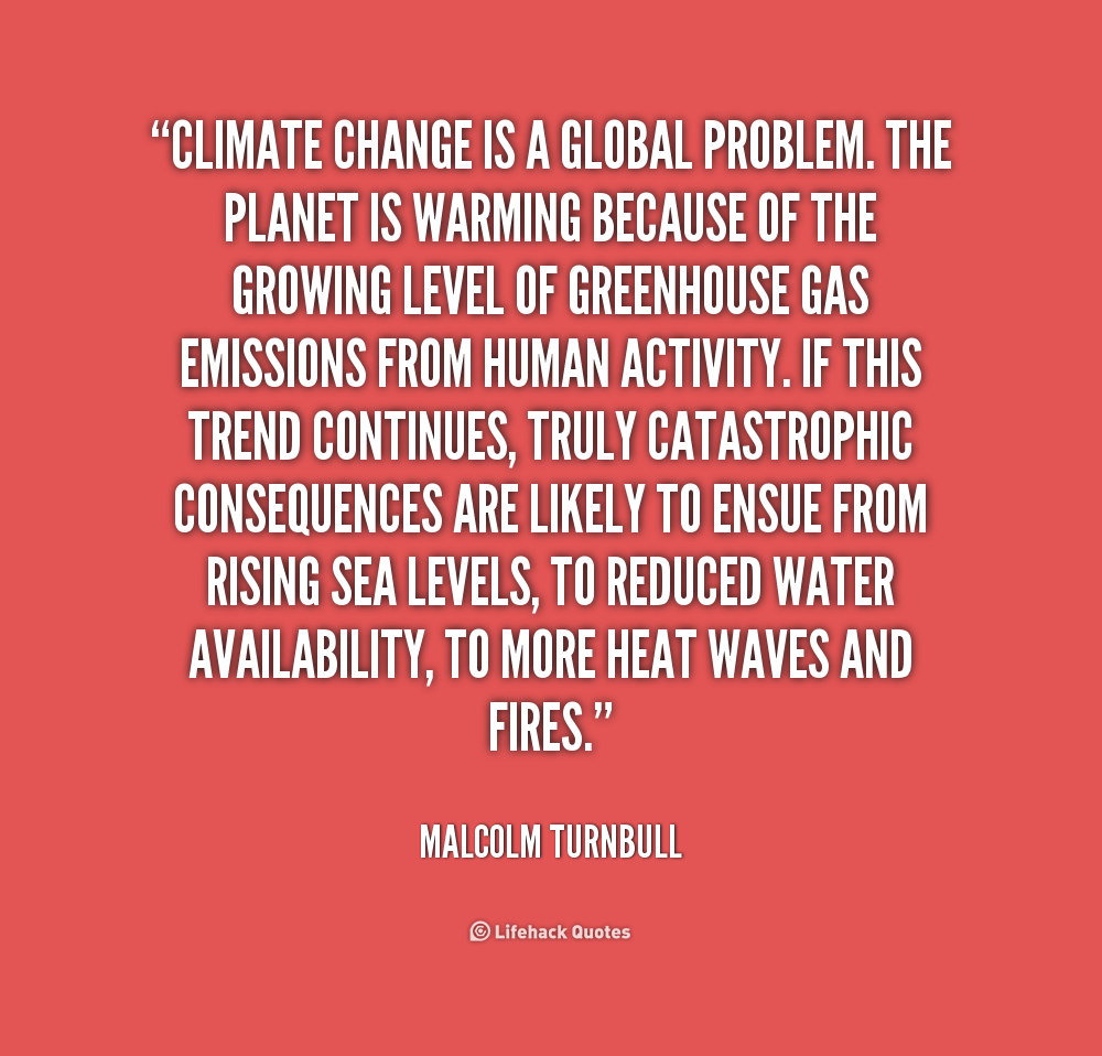 Quotes About Preventing Climate Change 22 Quotes