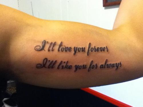 Quotes about Mom tattoos (23 quotes)