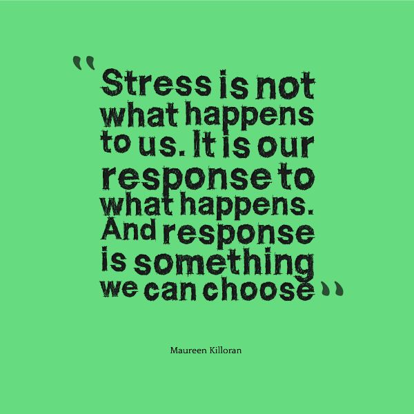 Quotes About Job Stress 50 Quotes