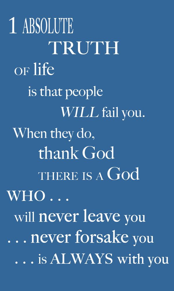 Quotes About Never Leave Or Forsake 16 Quotes