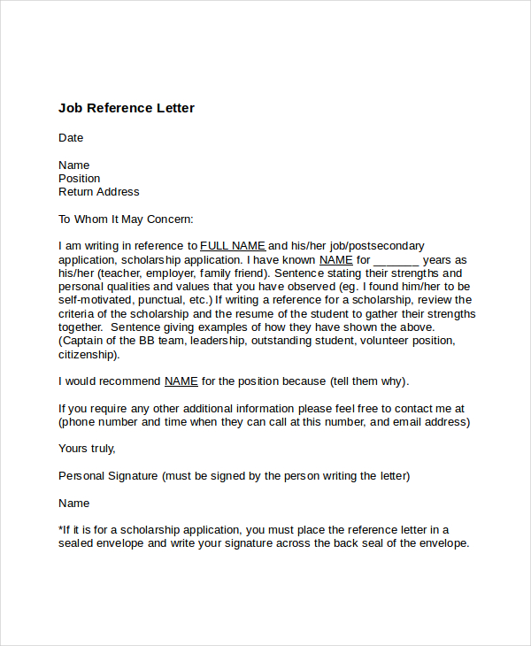 quotes about job references  22 quotes