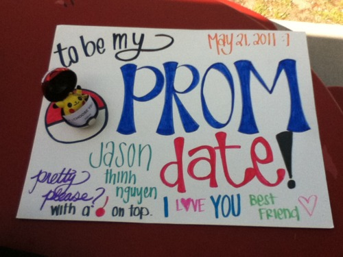 Quotes about asking someone to prom 16 quotes ccuart Gallery