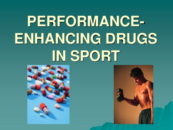 an analysis of the effect of enhancing drugs in the performance of athletes Ephedrine/ephedra used to be included in dietary supplements that promoted weight loss, increased energy, and enhanced athletic performance 10 in 2004, the fda banned the us sale of dietary supplements containing ephedrine/ephedra due to various possible health risks including cardiovascular and nervous system effects 11.