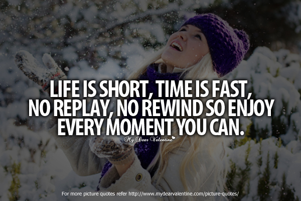 Quotes About Short On Time 72 Quotes