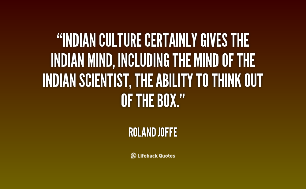 Quotes About Cultural Heritage Of India 15 Quotes