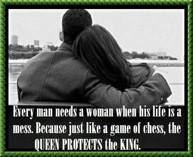 Quotes about King and queen love (17 quotes)