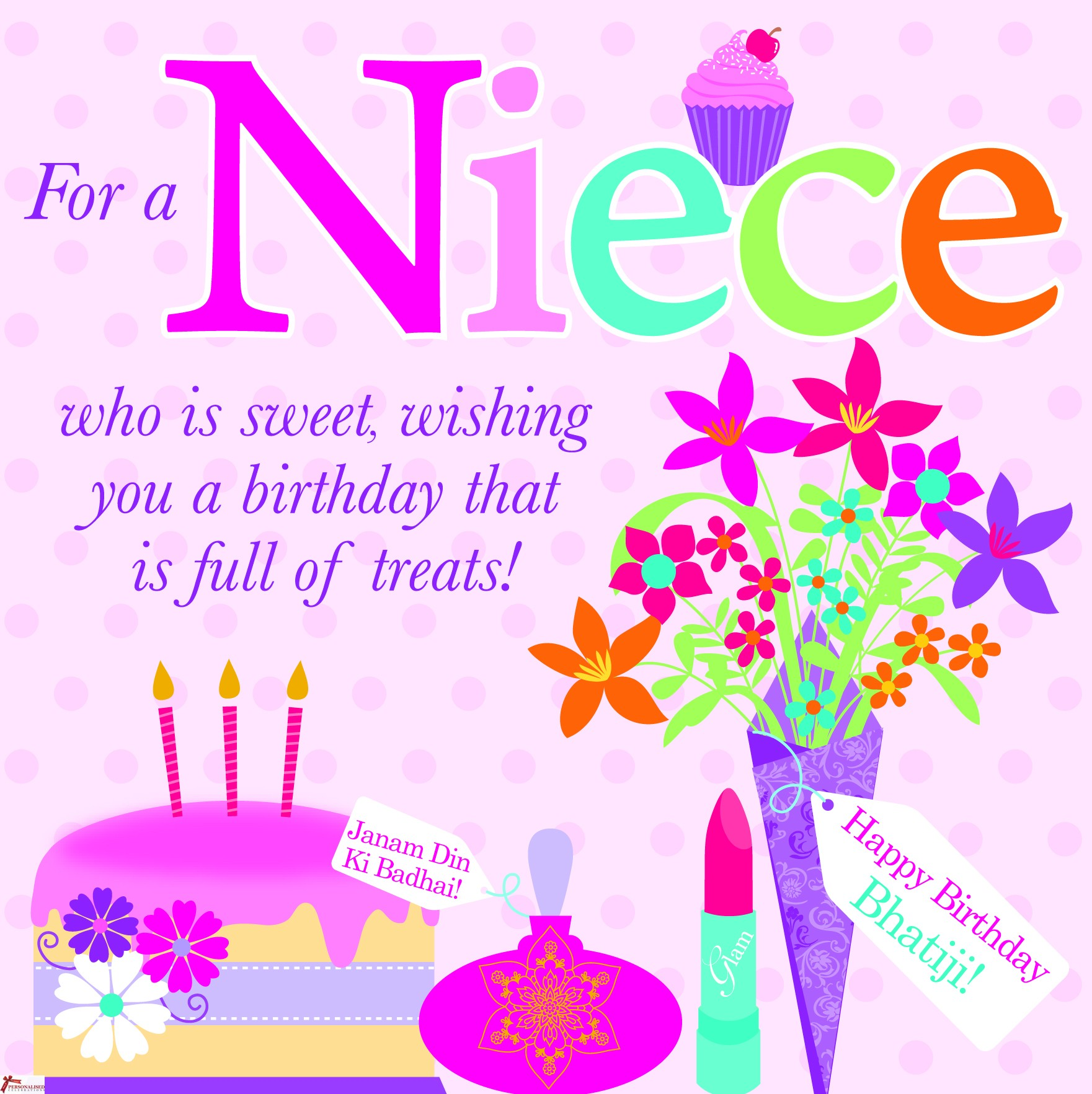 Quotes About Birthday Niece 24