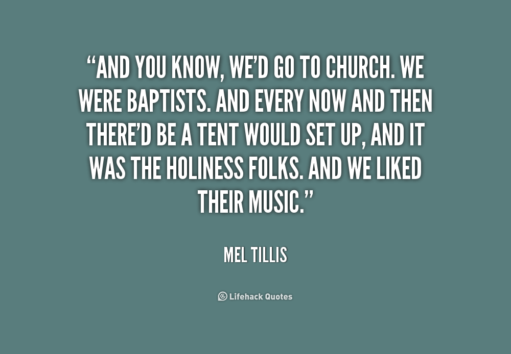 Quotes about Instruments In The Church (23 quotes)