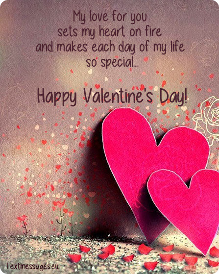Quotes about Valentines day for him (16 quotes)