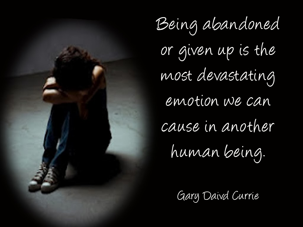 Quotes About Abandoning For God 28 Quotes