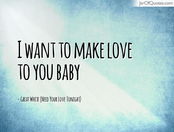 Quotes about Making Love (481 quotes)