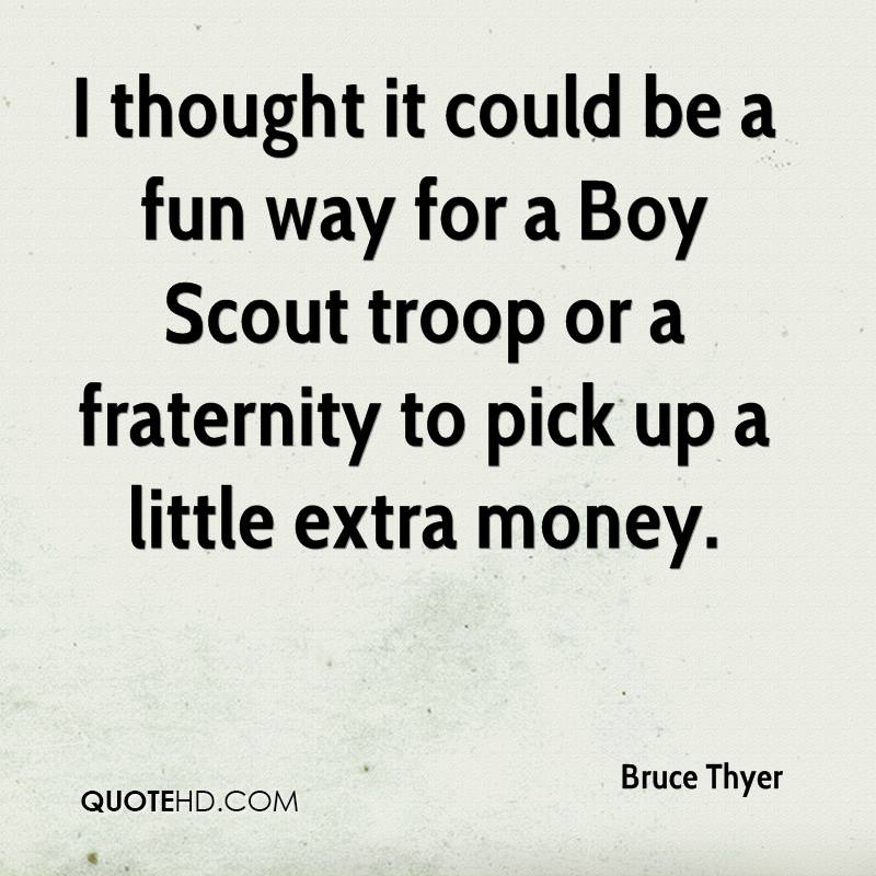 quotes on boys scouts