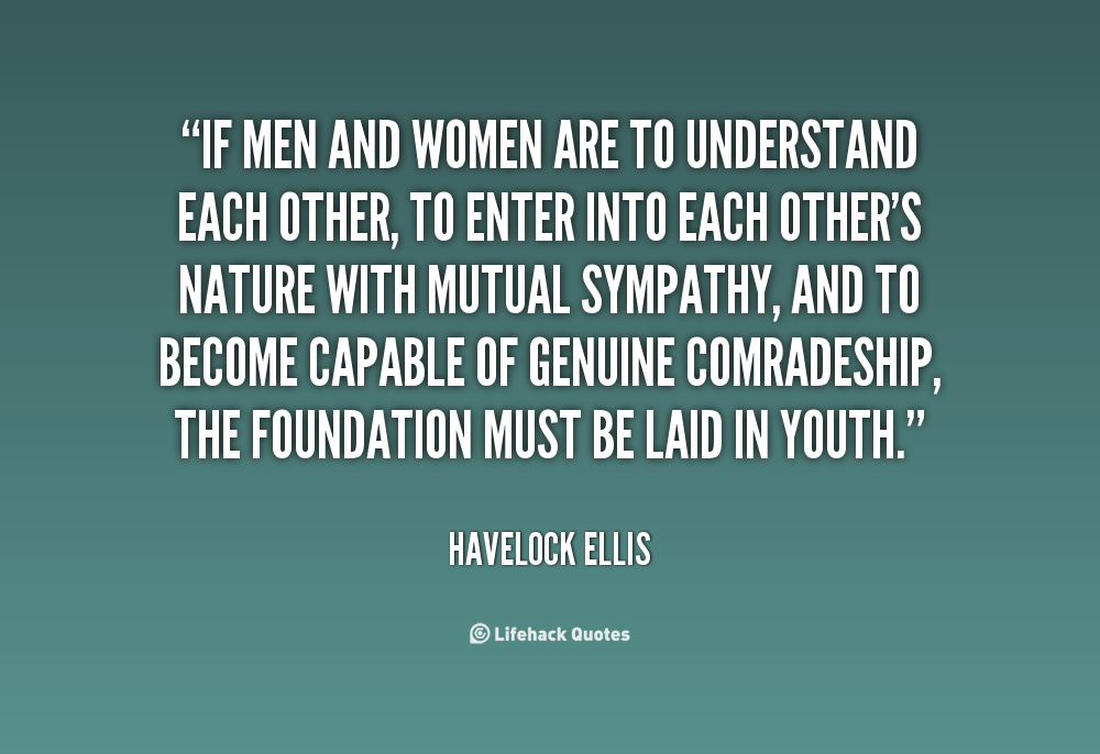 Quotes About Understanding Females 12 Quotes