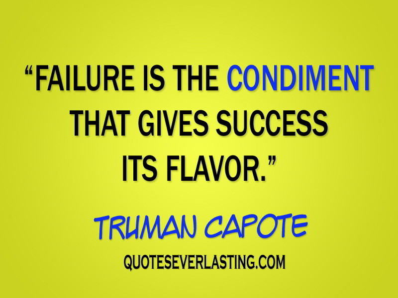 Quotes about Failure before success 28 quotes