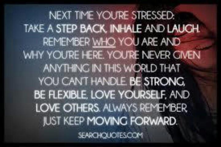 Quotes About De Stress 38 Quotes