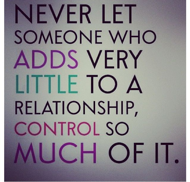 Quotes about Controlling spouses (24 quotes)