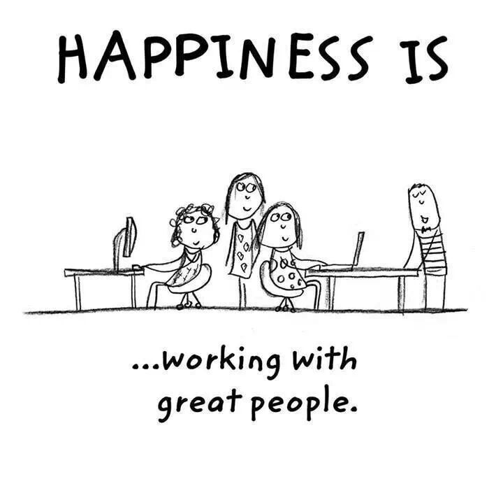 Quotes about Good coworkers (27 quotes)
