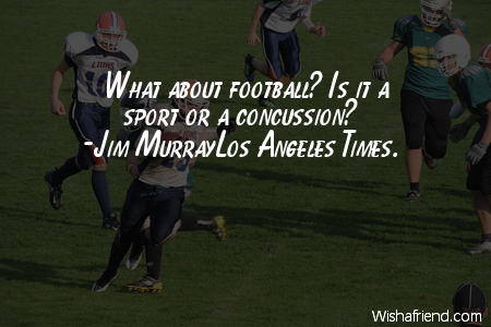 Quotes About Concussions In Football 60 Quotes Mesmerizing Concussion Quotes