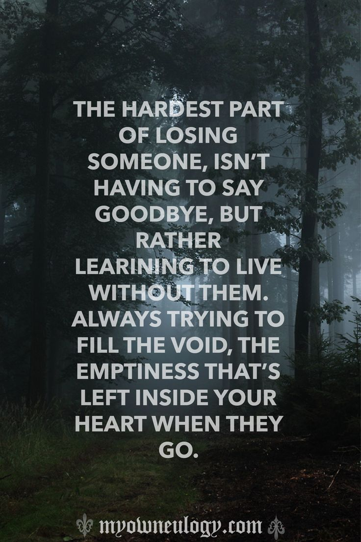 quotes about death goodbye quotes