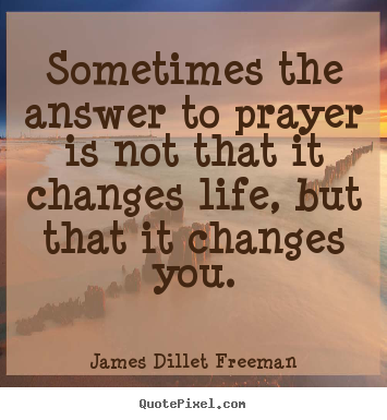 Quotes about United prayer (30 quotes)