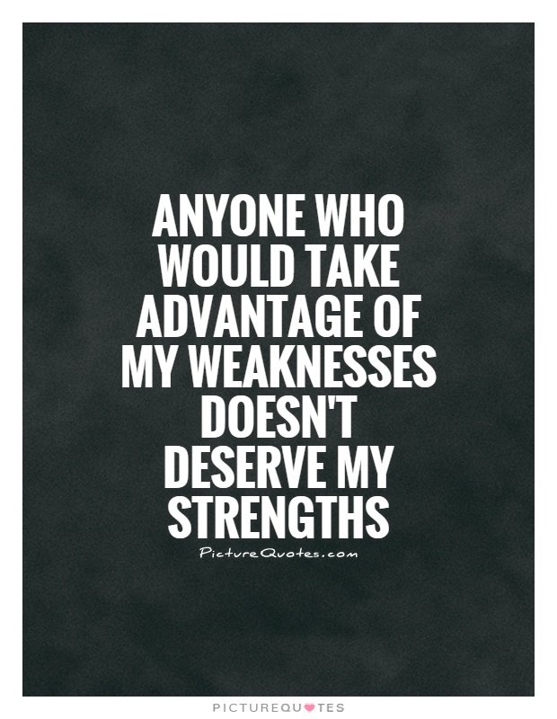 my weakness is my strength essay Discussing your strengths and weaknesses can be one of the most my strength is that i'm a hard worker my weakness is that i get stressed when i miss a.