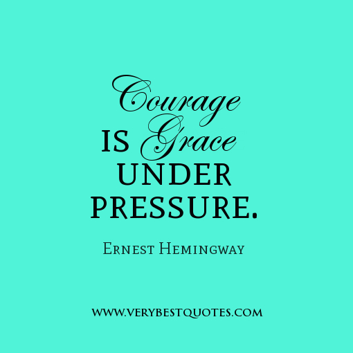 Quotes About Pressure 551 Quotes