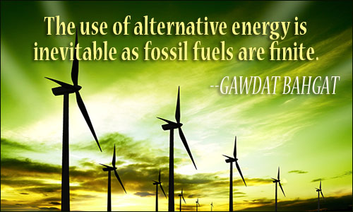 Quotes About Alternative Energy 62 Quotes